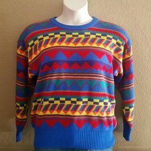 Vintage Unisex Knit Sweater